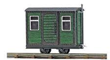 Busch 12231 Bauwagen grün