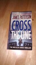 Alex Cross: Cross the Line by James Patterson (2017, Paperback)