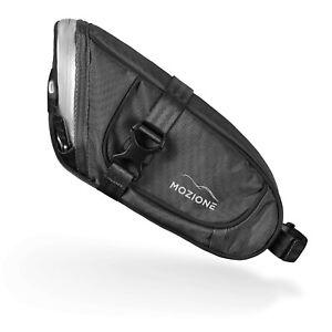 Mozione Satteltasche für Fahrrad - hochwertige Fahrradtasche für Zubehör - 1,2l
