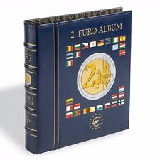 Album para monedas de 2 euros modelo Classic + 4 hojas + cajetin Ref. 341 017