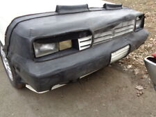 1987 Renault Alliance GTA Black Front Hood/Bumper Bra