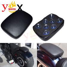 Suction Cup Fender Passenger Pad Seat For Harley Sporster 833 1200 Honda Bobber