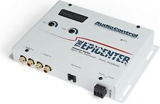 AudioControl Epicenter Digital Bass Restoration Processor Enhacer White EPICW