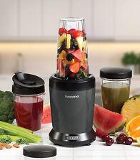 Daewoo 1000W fabricante del Smoothie, licuadora Sopa & Conjunto de Alimentación Licuadora Nutri nutricional
