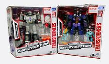 Transformers Netflix War for Cybertron Damage Box Lot 2 Megatron Hotlink