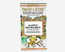 Biopastilles - Tisanes à sucer Sapin / Romarin Bio - 15 g