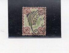 Gran Bretaña Monarquias Valor del año 1887-900 (CG-551)