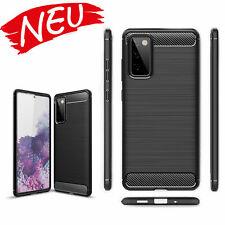 Samsung Galaxy S21 S21+ S21+ Ultra 360° Carbon Case TPU Schutzhülle schwarz#