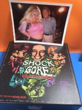 Shock and Gore Herschell Gordon Lewis Babette Bombshell Blu-ray Limited To 500