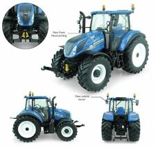 Universal Hobbies Holland T5.110 Dynamic Command 4wd Tractor 1/32 5264