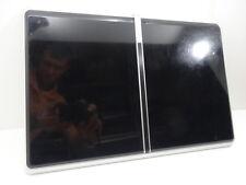 Gateway MD2419u MD2614u LCD back cover bezel, black, 38AJ2LCTNB009 ---