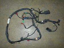 honda vt1100c vt1100 shadow 1100 main wiring wire harness loom 1985 1986 85 86