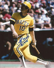 TIM FOLI 79 WSC PITTSBURGH PIRATES SIGNED AUTOGRAPHED 8X10 ACTION PHOTO W/COA