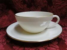 Lenox Olympia Gold: Cup and Saucer Set (s)