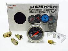 OBX Gauge Meter Brake Pressure 52mm Black Face