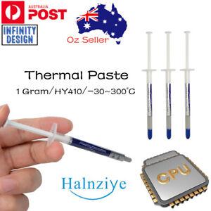 Thermal Grease Heatsink Paste Heatsink CPU GPU VGA Syringe Cooling Compound