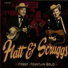 Flatt & Scruggs, Lester Flatt - Foggy Mountain Gold [New CD] UK - Import