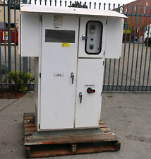 Large mine spec electrical cabinet 11KW ABB VSD 415to240 control transformer