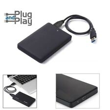 "Ultra Slim 320GB External Portable 2.5"" USB 2.0 Hard Disk Drive HDD PC NEXT DAY"