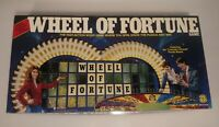 VINTAGE WHEEL OF FORTUNE BOARD GAME CLASSIC TV SHOW BOARDGAME PRESSMAN 1985 TOY