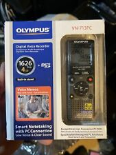 More details for olympus vn-713pc digital voice recorder new boxed windows / mac