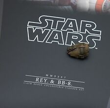 Hot Toys New Star Wars Force Awakens Rey Shoulder Pad Piece 1/6 MMS337