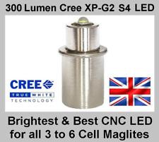 Maglite LED Upgrade CNC Cree Glühbirne für 3 4 5 6 D/C 3d 4d 6d Tacheslampe