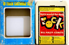 BILL HALEY AND HIS COMETS Rock Around The Clock Astor  8 TRACK TAPE  CARTRIDGE