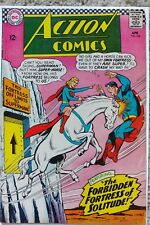 ACTION COMICS #336 FN+ 6.5 DC 4/1968