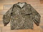SPARTAN VTG OUTDOORS REALTREE CAMO Camouflage HUNTING SHIRT Medium button up
