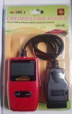 OBD2 Scanner Vehicle Code Reader OBDii Diagnostic Scan Tool by Manfiter [NEW]
