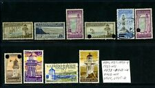 New Zealand Outstanding selection of 10 MH/Used Stamps - Nice - CV=$36.00