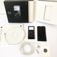  Apple iPod Nano 1ere Generation 1go noir A1137 - (Grade A - TBE)