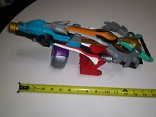 Power Rangers Wild Force Jungle weapon Blaster Sounds and Electronic 5-in-1