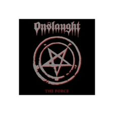 ONSLAUGHT - THE FORCE (RE-RELEASE)  CD HEAVY METAL HARD ROCK NEU