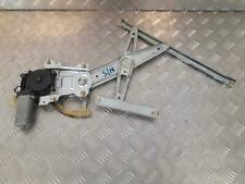 2002 TOYOTA YARIS Left Passenger N/S Front Window Regulator 0130822018