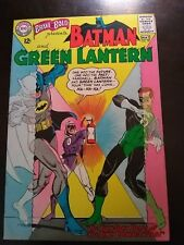 BRAVE AND THE BOLD #59 GREEN LANTERN BATMAN TEAM UP TIME COMMANDER