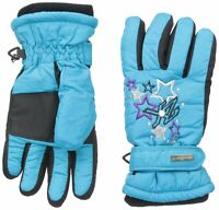 ZeroXposur Junior Girl Adjustable Wrist Simone Ski Gloves