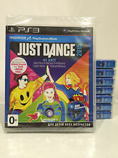 Just Dance 2015 Move PS3 BRAND NEW FACTORY SEALED PAL REGION FREE
