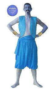 Adults Full Set Magical Genie of the Lamp Aladdin Fancy Dress Costume