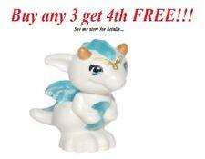 ☀️NEW Lego Friends Animal Pet Elves ESTARI Baby Dragon White Trans Blue 41180