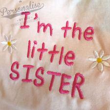 T-shirts et débardeurs rose à motif Brodé pour fille de 0 à 24 mois