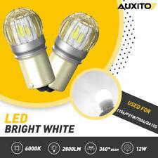 Auxito 1156 Led Reverse Backup Light Bulbs Xenon White 6000k Canbus Error Free