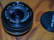 olympus zuiko 21 mm 3,5 MC pour Olympus OM