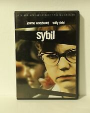 Sybil (DVD, 2006, 2-Disc Set) Sally Field mint disc AUTHENTIC REGION 1