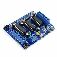 L293D MOTOR Drive Shield per Arduino uno stock Regno Unito