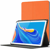 Huawei Mediapad M6 10.8 Smart Case | Magnetic Protective Cover Stand | Orange