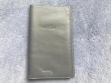 British Airways Concorde Leather Document Wallet 1990's 4