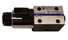 NEW! USA! Directional Valve Hydraulic DSG-01-2B3-D12-D-7090 Replace Yukon Parker