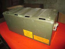BW- Batteriekasten Fernmelde SEM VW Bus T3 Bundeswehr Shelter FM-Kabine